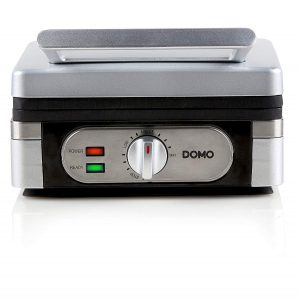 Domo DO-9047W Gaufrier Semi-Professionnel 1400 W