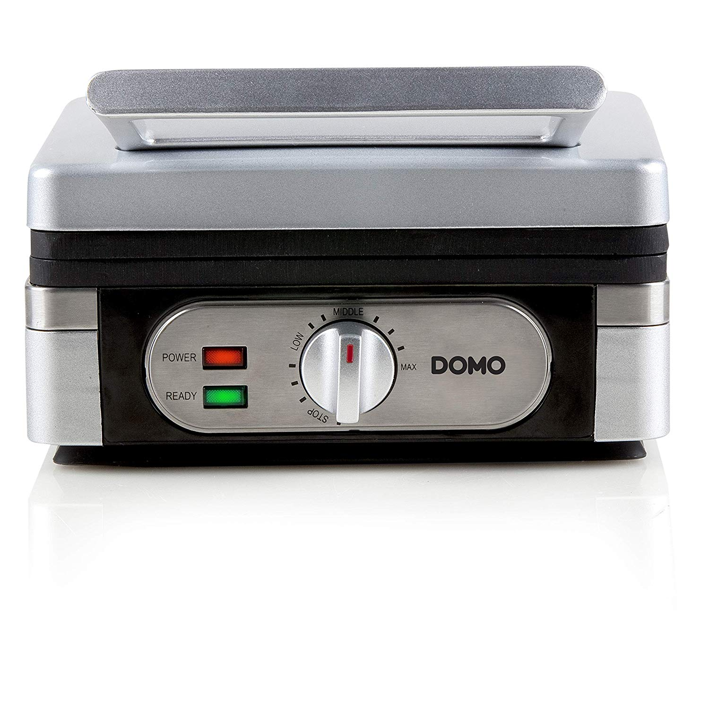 Domo DO-9047W Gaufrier Semi-Professionnel 1400 W
