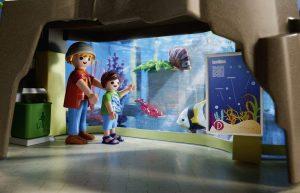 Playmobil - 9060 - Jeu - Aquarium Marin
