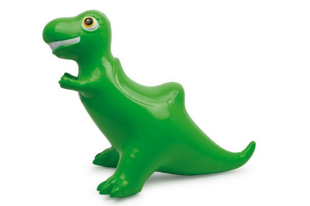 Small foot company Dino Sauteur | pour Les Enfants à partir de 2 Ans, en Plastique Souple et résistant, 73 x 43 x 57 cm