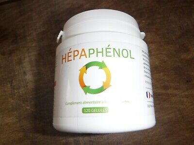 Hepaphenol complement alimentaire