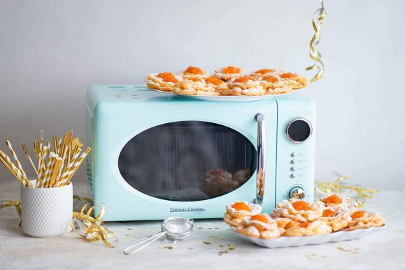 Test et Avis du Four à Micro-ondes – CooKing