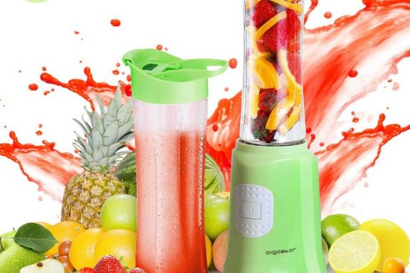 Test et Avis du Mini Blender Smoothie AIGOSTAR Summer