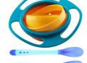 Test et Avis du Bol Enfant Anti Renversement WENTS