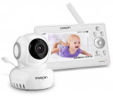 Test et Avis du Babyphone Caméra ZEEPIN