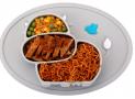 Test et Avis de l'Assiettes en silicone pour bébés Qshare