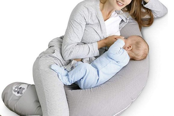 Test et Avis du Coussin d'allaitement Sei Design