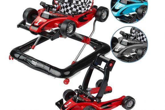 Test et Avis du Trotteur LITTLE Racer ib style